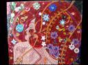 Klimt revisité : détail