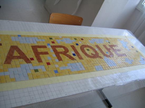 Filet Afrique