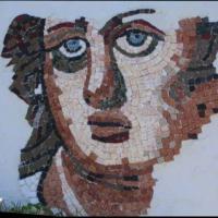 Reproduction antique : matrone romaine