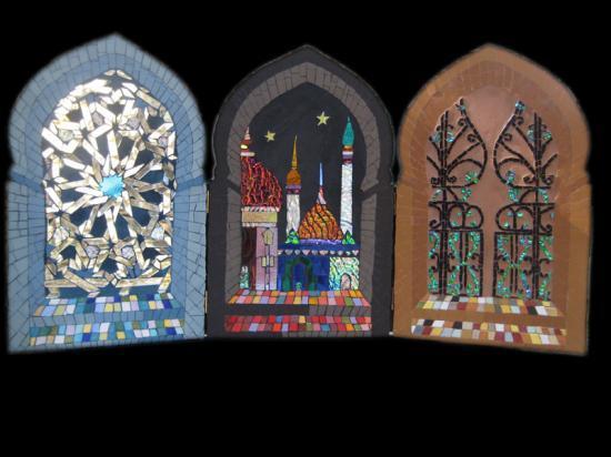aux portes du Maroc