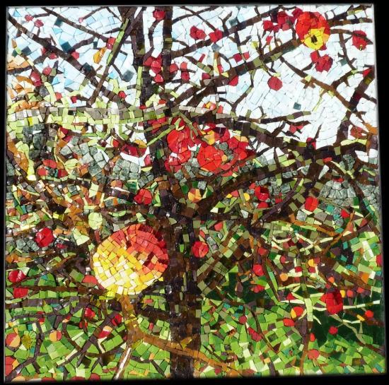 Pommier d'automne